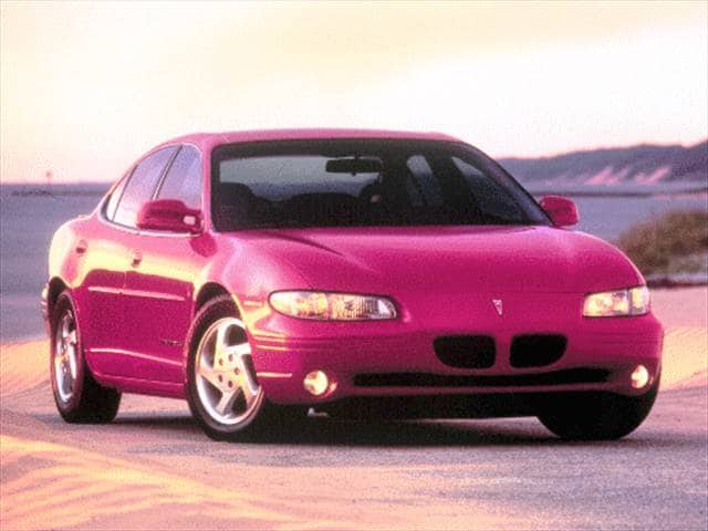 Most Popular Sedans of 2000 - 2000 Pontiac Grand Prix