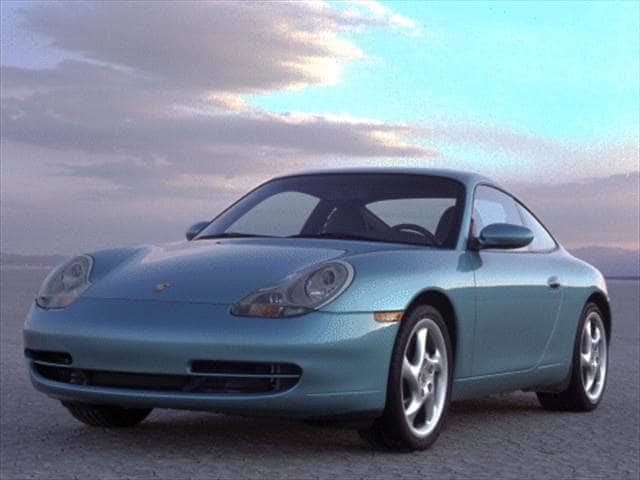 Top Consumer Rated Coupes of 2000 - 2000 Porsche 911