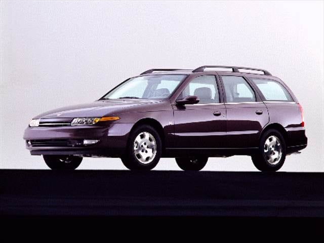 Most Popular Wagons of 2000 - 2000 Saturn L-Series