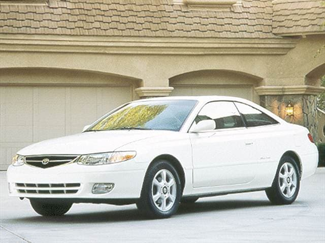 Top Consumer Rated Coupes of 2000 - 2000 Toyota Solara