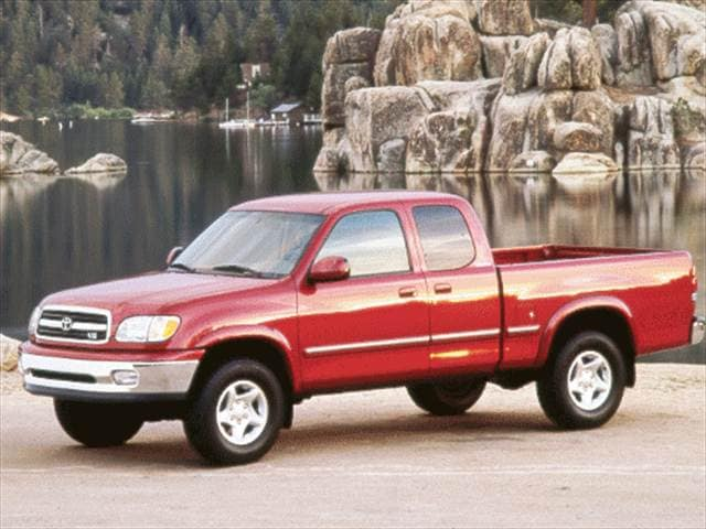Top Consumer Rated Trucks of 2000 - 2000 Toyota Tundra Access Cab