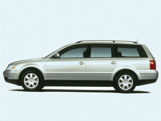 Most Fuel Efficient Wagons of 2000 - 2000 Volkswagen Passat