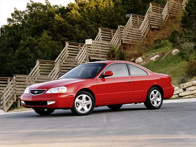 2001 Acura CL 32 Type S Coupe 2D Used Car Prices