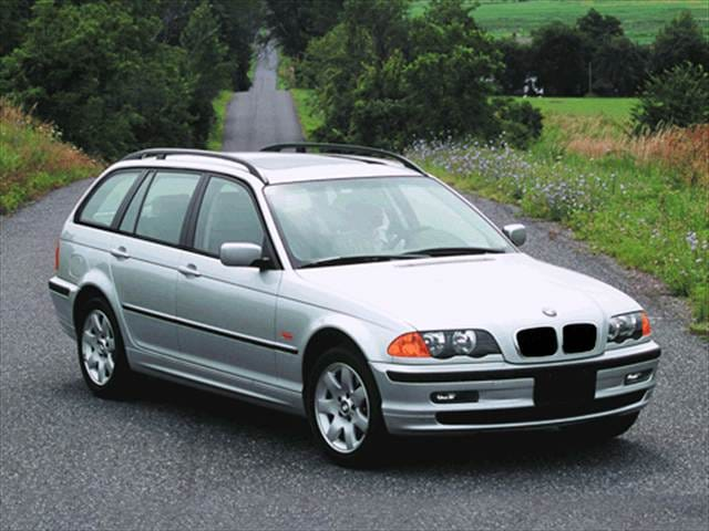 Top Consumer Rated Wagons of 2001 - 2001 BMW 3 Series