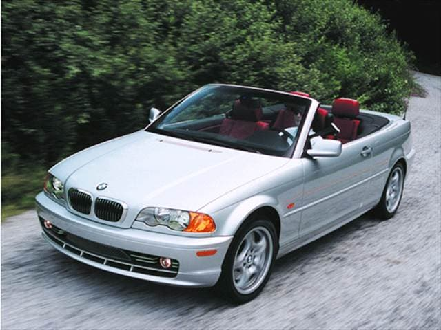 2001 Bmw 3 Series 330cic Convertible 2d Used Car Prices Kelley Blue Book