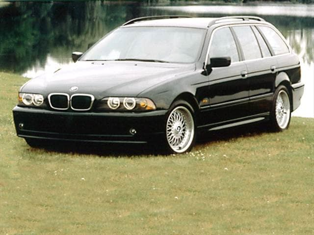 Highest Horsepower Wagons of 2001 - 2001 BMW 5 Series