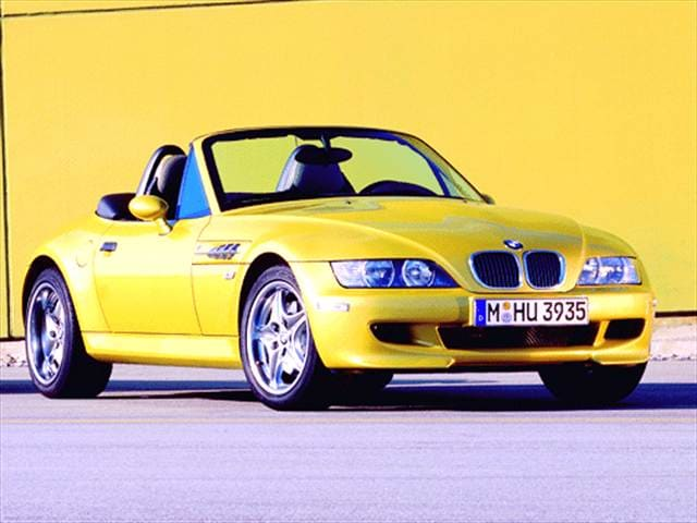 Top Consumer Rated Convertibles of 2001 - 2001 BMW M