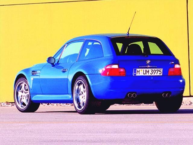 Top Consumer Rated Hatchbacks of 2001 - 2001 BMW M