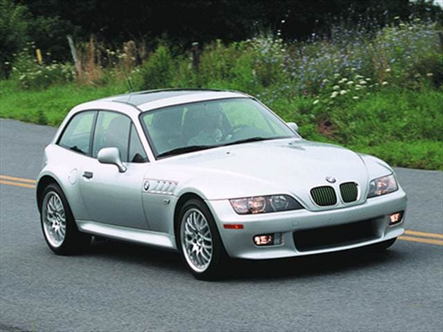 Highest Horsepower Hatchbacks of 2001 - 2001 BMW Z3