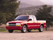 2001-Chevrolet-S10 Extended Cab