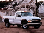 2001-Chevrolet-Silverado 2500 HD Regular Cab