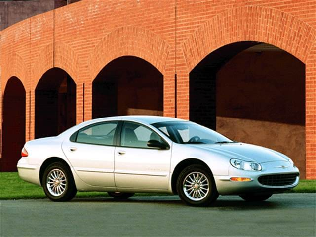 2001 Chrysler Concorde LXi Sedan 4D Used Car Prices