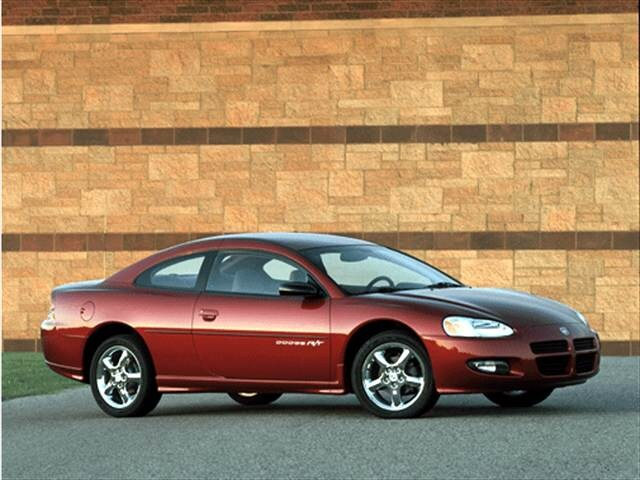 2001 Dodge Stratus R/T Coupe 2D Used Car Prices