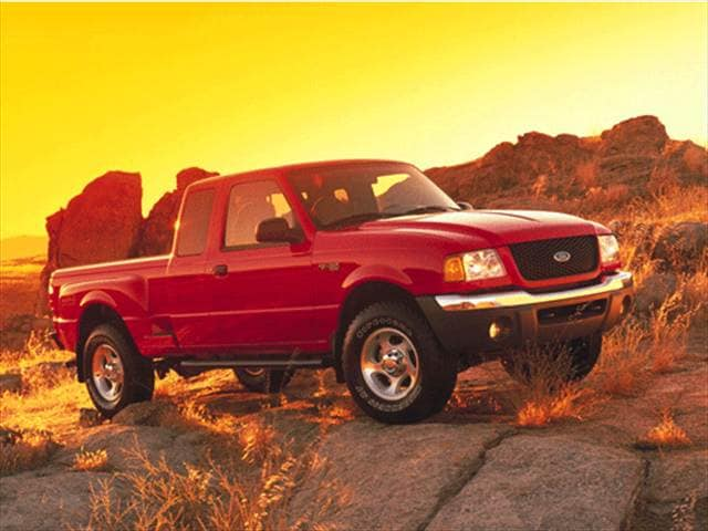 Used 2001 Ford Ranger Super Cab Pickup 4D Pricing