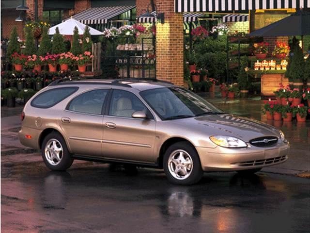 Used 2001 Ford Taurus Ses Wagon 4d Pricing