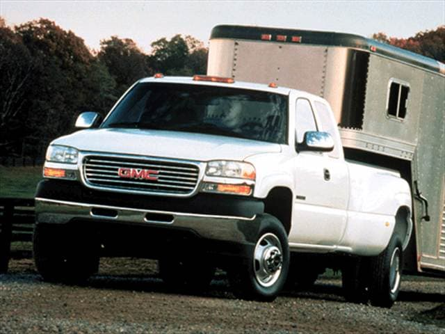 2001 gmc sierra 2500 hd extended cab long bed used car prices kelley blue book. Black Bedroom Furniture Sets. Home Design Ideas