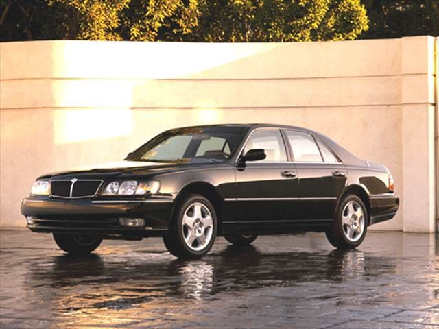 Top Consumer Rated Sedans of 2001 - 2001 INFINITI Q
