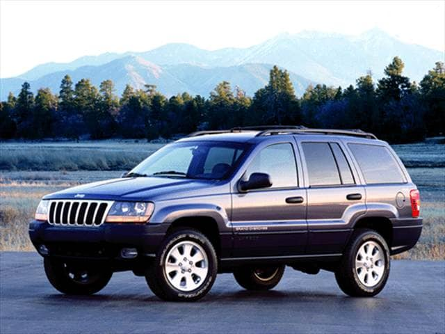 Used 2001 Jeep Grand Cherokee Laredo Sport Utility 4d