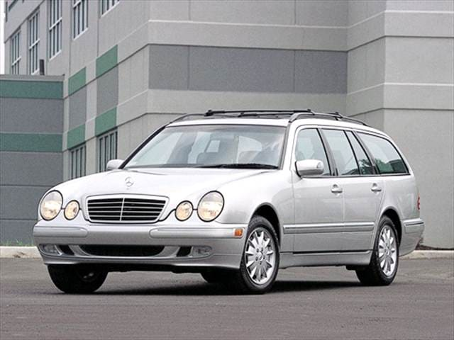 Top Consumer Rated Wagons of 2001 - 2001 Mercedes-Benz E-Class