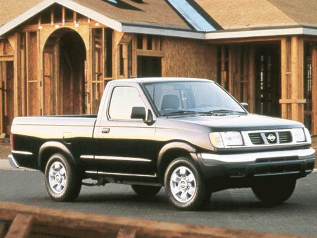 Most Fuel Efficient Trucks of 2001 - 2001 Nissan Frontier Regular Cab