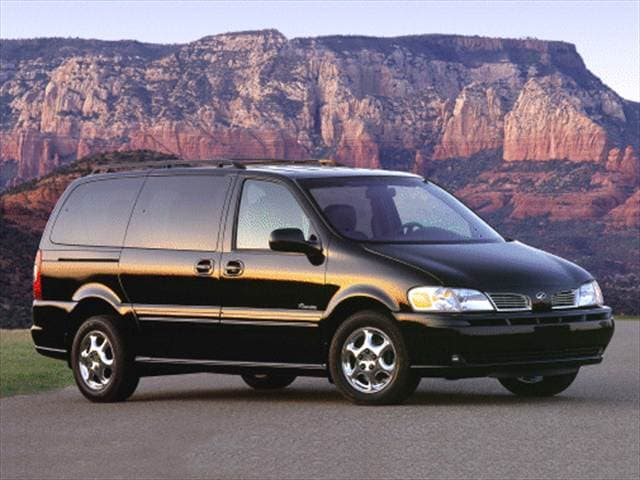 Top Consumer Rated Vans/Minivans of 2001 - 2001 Oldsmobile Silhouette