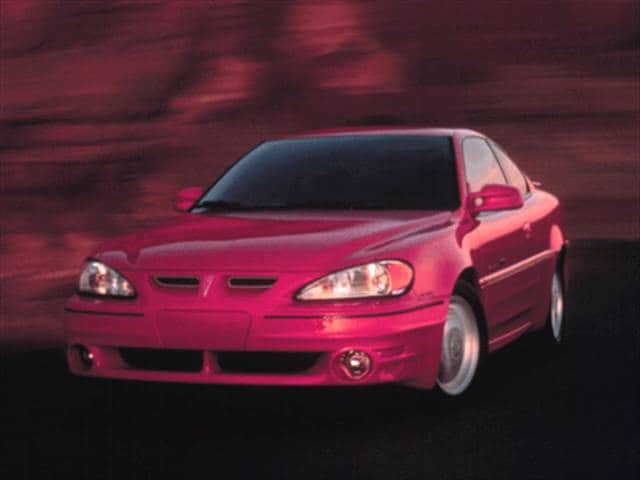Most Popular Coupes of 2001 - 2001 Pontiac Grand Am