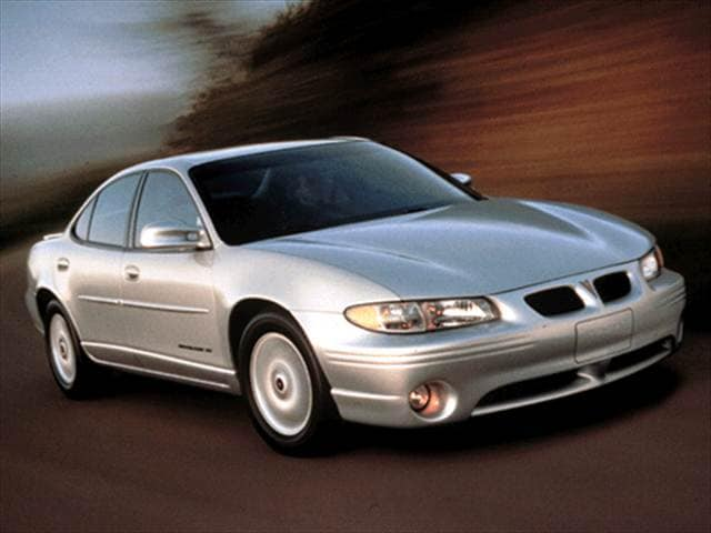 Most Popular Sedans of 2001 - 2001 Pontiac Grand Prix