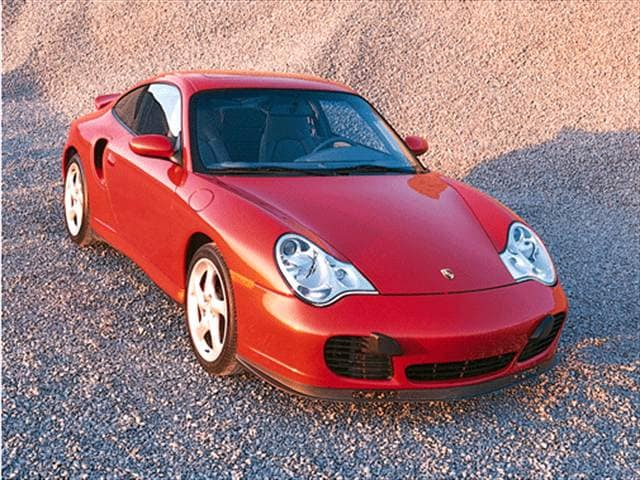Highest Horsepower Coupes of 2001 - 2001 Porsche 911