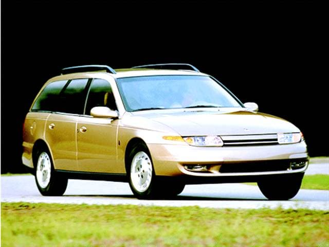 Most Popular Wagons of 2001