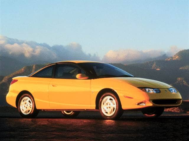 Most Fuel Efficient Coupes of 2001 - 2001 Saturn S-Series