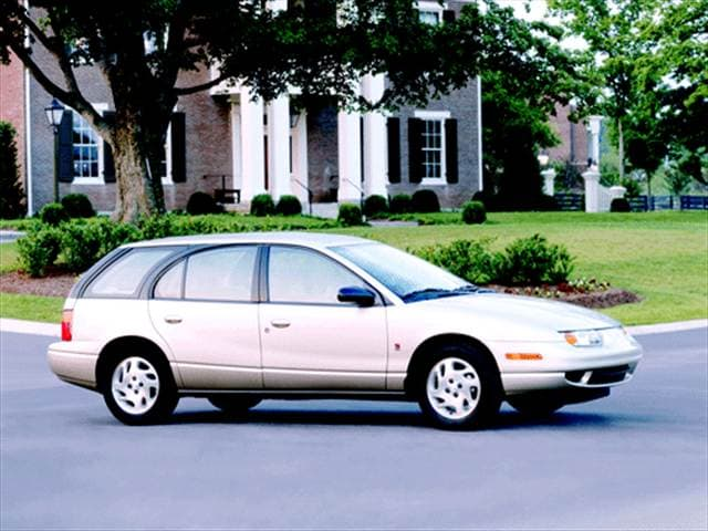 Most Fuel Efficient Wagons of 2001 - 2001 Saturn S-Series
