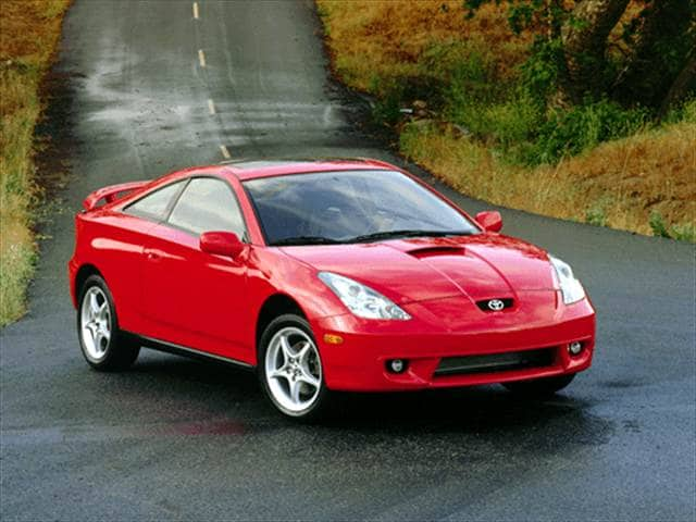 Top Consumer Rated Coupes of 2001 - 2001 Toyota Celica