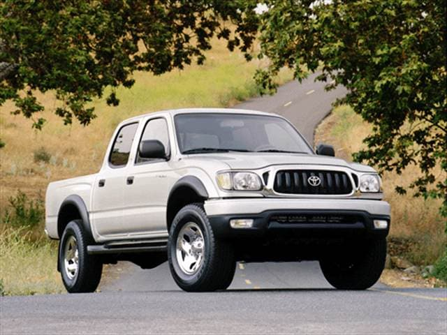 Most Popular Trucks of 2001 - 2001 Toyota Tacoma Double Cab