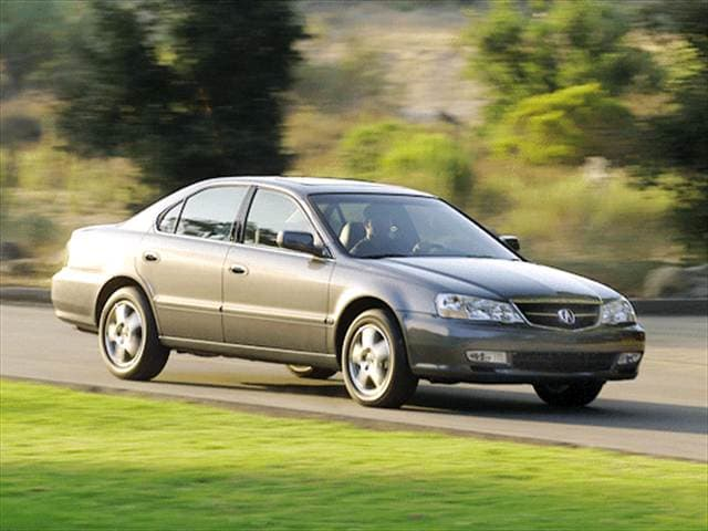 2002 Acura Tl 3 2 Sedan 4d Used Car Prices