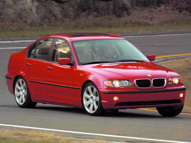 Most Popular Luxury Vehicles of 2002 - 2002 BMW 3 Series
