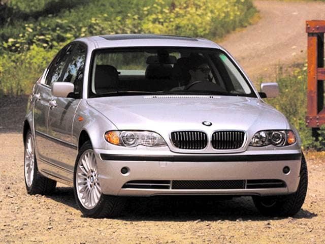 2002 bmw 330xi awd