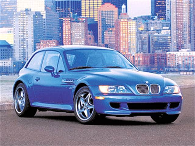 Top Consumer Rated Coupes of 2002 - 2002 BMW M