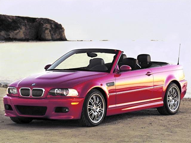 Highest Horsepower Convertibles of 2002 - 2002 BMW M3