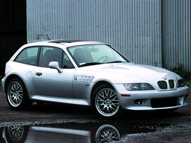 Top Consumer Rated Coupes of 2002 - 2002 BMW Z3