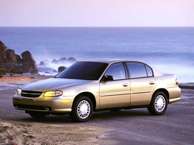 Used 2002 Chevrolet Malibu Sedan 4D Pricing | Kelley Blue Book