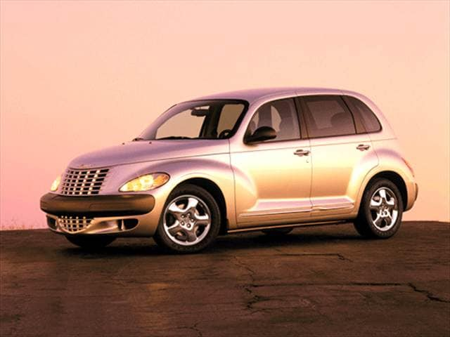 Most Popular Wagons of 2002 - 2002 Chrysler PT Cruiser