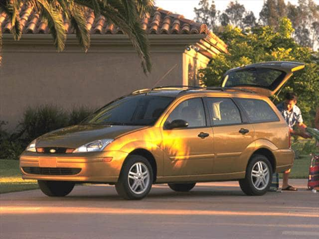 Most Fuel Efficient Wagons of 2002 - 2002 Ford Focus