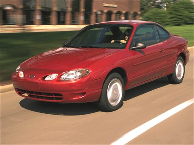 Most Fuel Efficient Coupes of 2002 - 2002 Ford ZX2