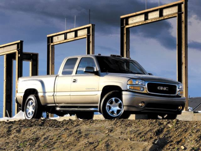 Highest Horsepower Trucks of 2002 - 2002 GMC Sierra 1500 Extended Cab