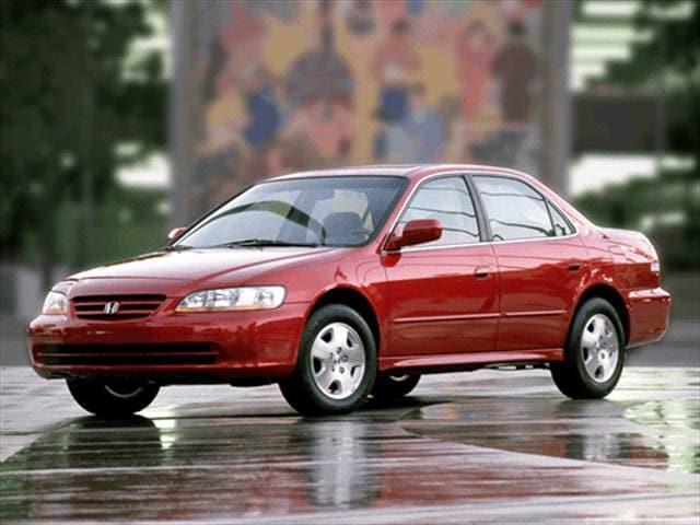 Used 2002 Honda Accord EX Sedan 4D Pricing | Kelley Blue Book