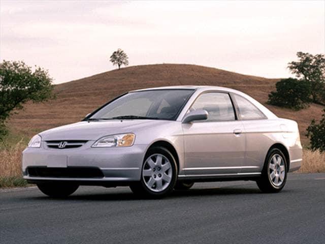 2002 honda civic ex coupe 2d used car prices kelley blue. Black Bedroom Furniture Sets. Home Design Ideas