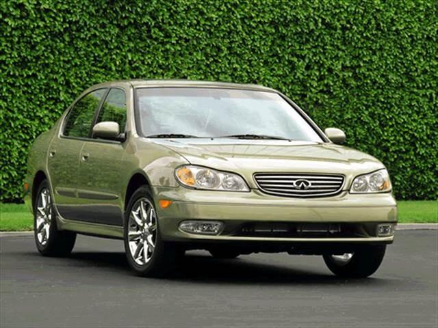 2002 INFINITI I35 Sedan 4D Used Car Prices | Kelley Blue Book