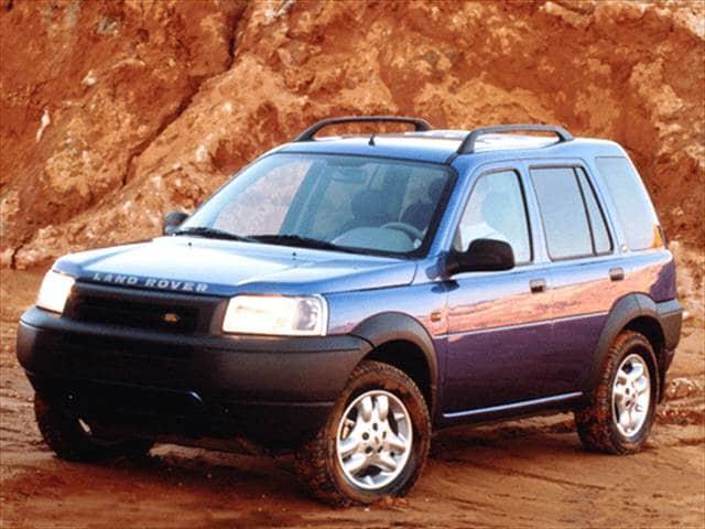 2002 land rover freelander s sport utility 4d used car prices kelley blue book. Black Bedroom Furniture Sets. Home Design Ideas