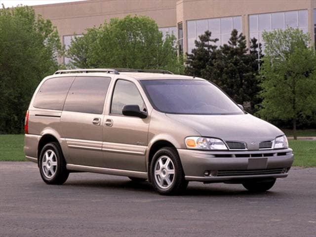 Most Fuel Efficient Vans/Minivans of 2002 - 2002 Oldsmobile Silhouette