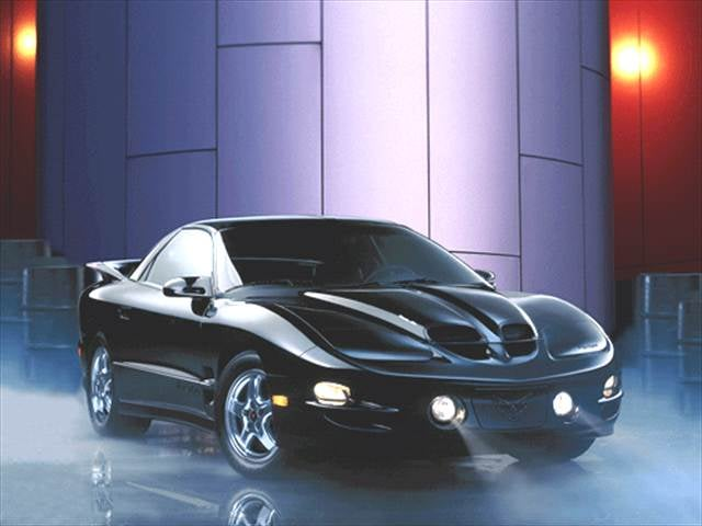Most Popular Hatchbacks of 2002 - 2002 Pontiac Firebird
